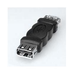 USB spojka AF-AF normy USB 2.0