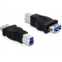 USB redukcia AF - BM norma USB 3.0