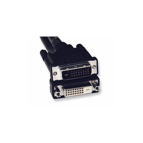 Predlžovací DVI-D kábel - M / F  - dual link