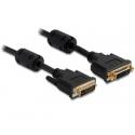 Prepojovací DVI-I kábel - M / M  - dual link