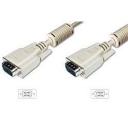 Prepojovací káble VGA s DDC2 M/M