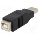 USB redukcia AM - BF norma USB 2.0