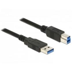 Prepojovací kábel USB AM - BM norma USB 3.0