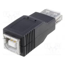 USB redukcia AF - BF norma USB 2.0