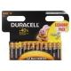 Batérie Duracell Alkalické AAA 12ks