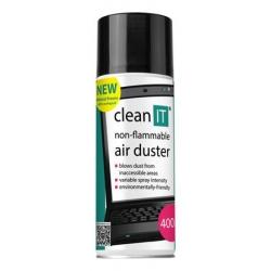 CLEAN IT- silný stlačený plyn, nehorľavý 400ml