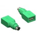 USB redukcia AF - PS2 M norma USB 2.0