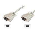 Sériový prepojovací  kábel DE-9F / DE-9F