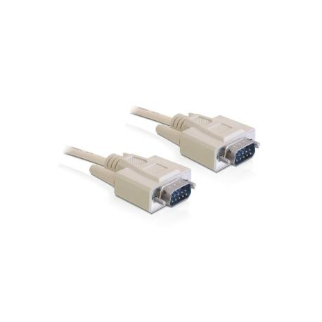 Sériový prepojovací  kábel DE-9M / DE-9M