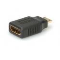 Redukcia HDMI A F - HDMI C (mini) M