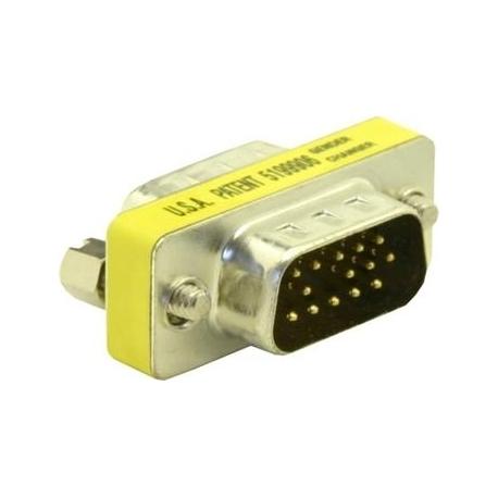 Spojka VGA DE-15 M - VGA DE-15 M
