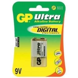 Batéria GP Ultra, 9V, Alkalická