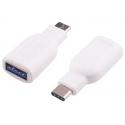 Redukcia USB 3.1 CM - USB 3.0 AF