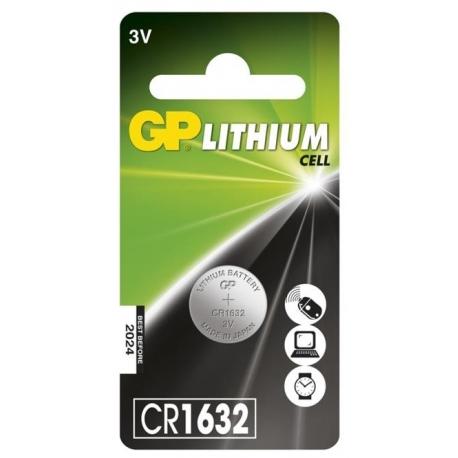 Gombíková batéria CR 1632