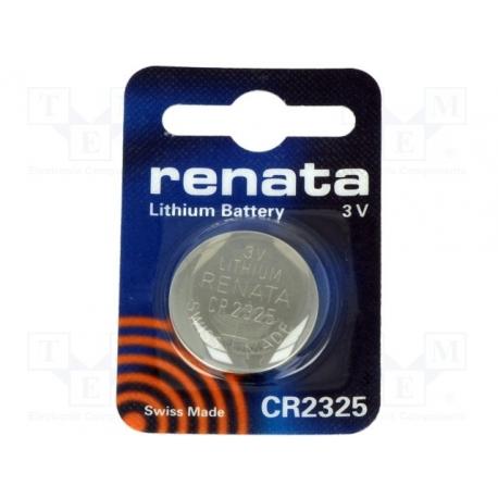 Gombíková batéria CR2325